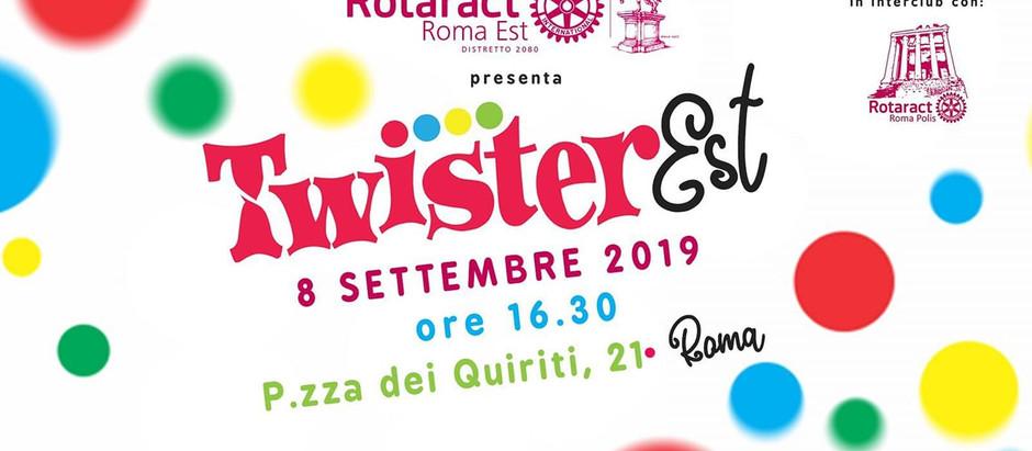 #TwisterEst del Rotaract