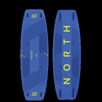 North PRIME 2021 Twintip board