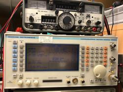 Marconi 2945B et IFR500