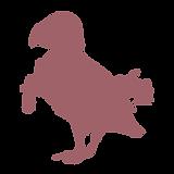 Fluffy Puffin_Logo_watermark_Dark Pink_R