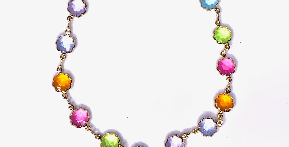 Multi-Color Anklet