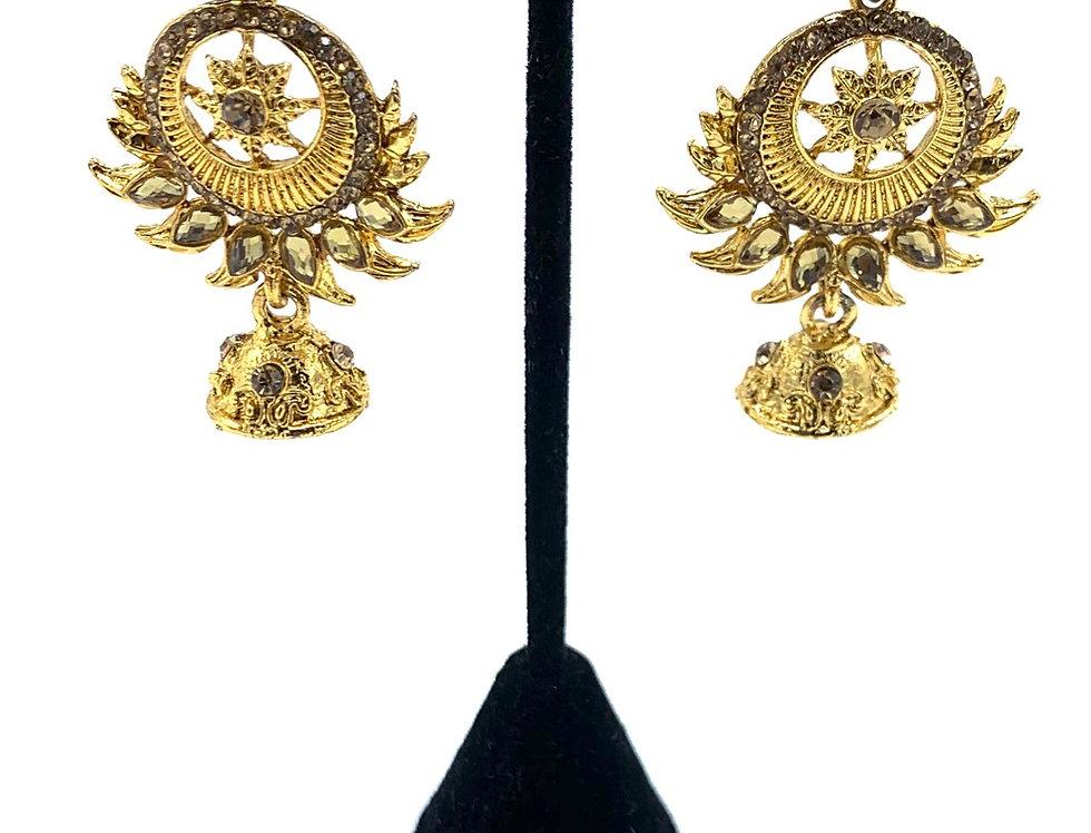 Sunni Gold Earrings