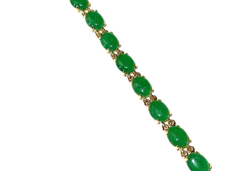 Plain Jade Bracelet