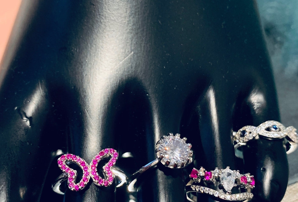 Millie Toe Rings I