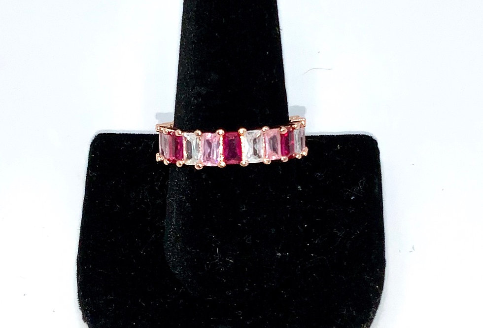 Sterling Silver Kimmy Ring