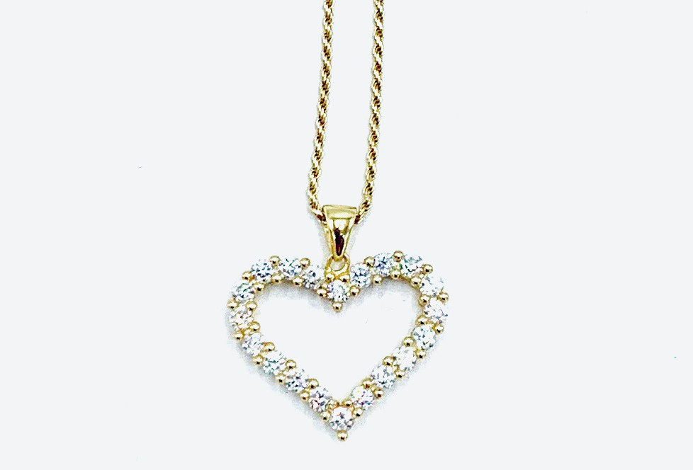 Sterling Silver Mini Sweetheart