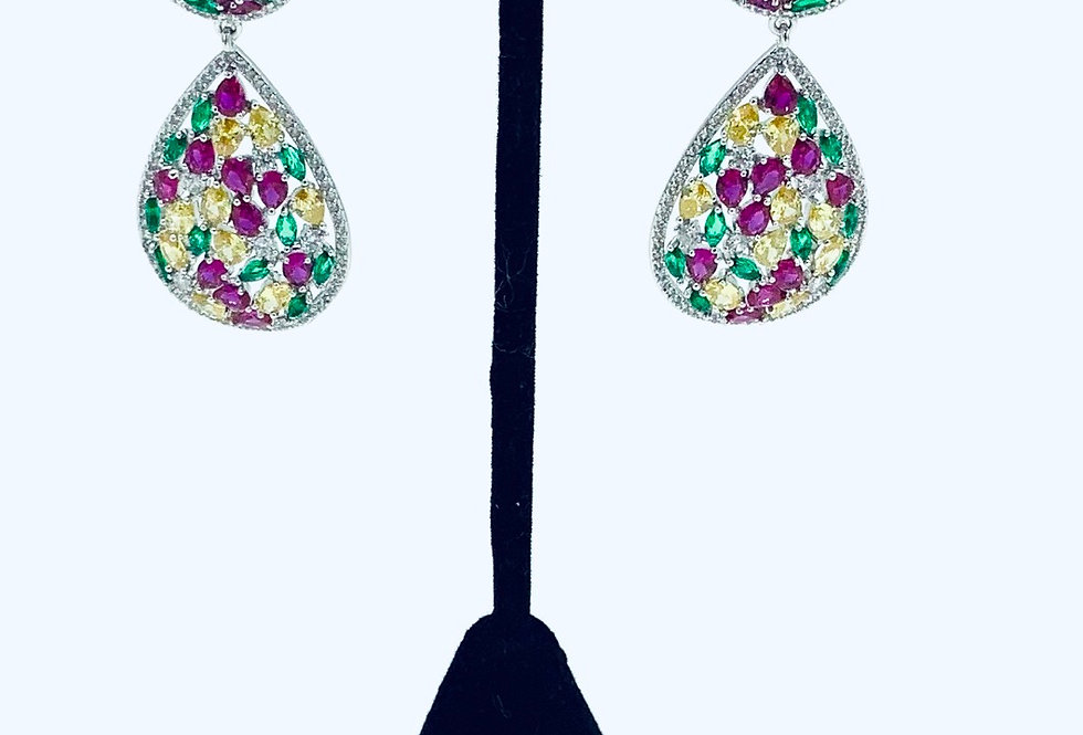 Halle Luxe Earrings