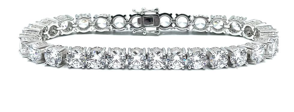 Sterling Silver Icey Bracelet