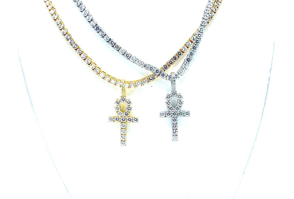 Diamond Ankh II