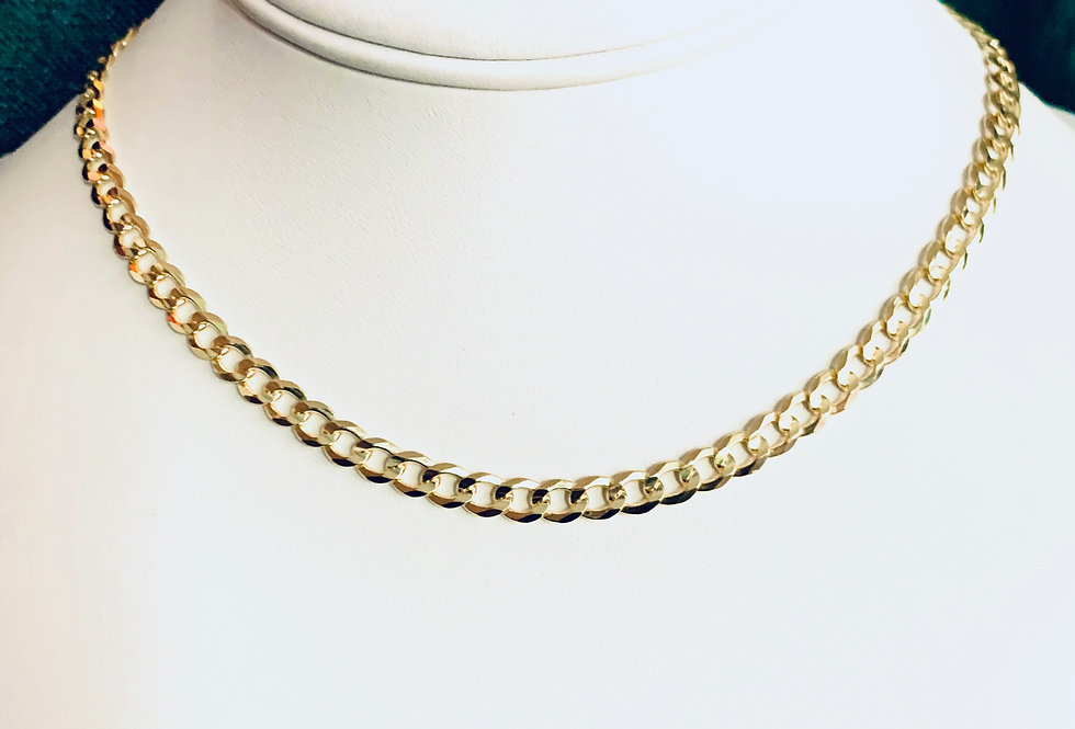 Simple Choker Chain