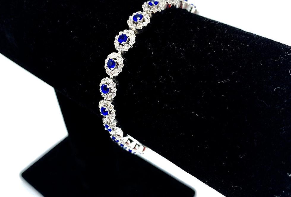 Sterling Silver Angelica Bracelet