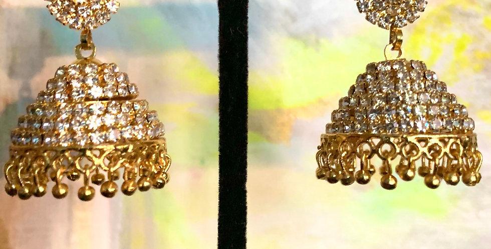 Gautami Gold Earring