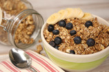 Simple Granola (no added sugar or oil)