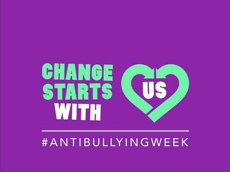 Anti Bullying Week - How do we combat bullying?