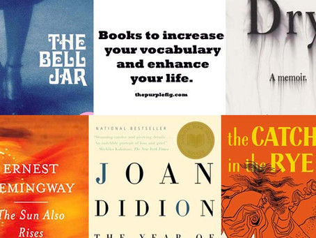 5 Books to Increase Your Vocabulary This Summer