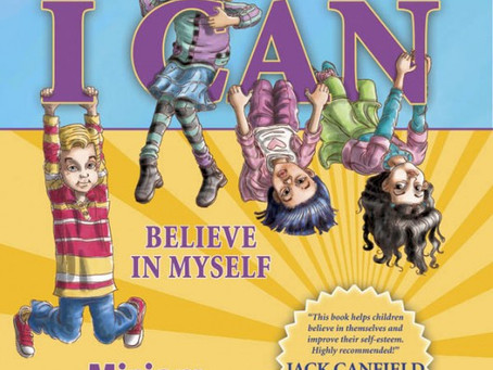 Author Interview: I CAN Believe in Myself – Win copies of the book