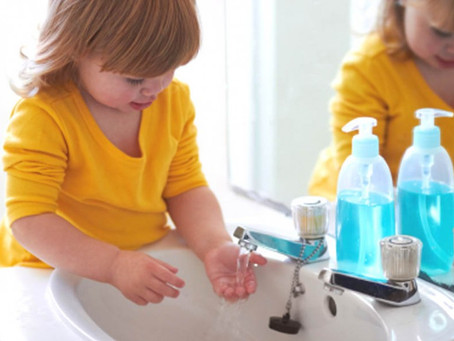 Parenting: My Kids Learned to Fend for Themselves While I Cleaned the Bathroom