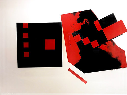 Homage to Malevich I
