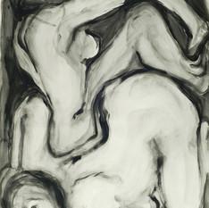 Tusche drawing, 1992