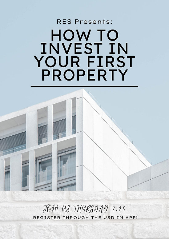 How to Invest in Your First Property (1)