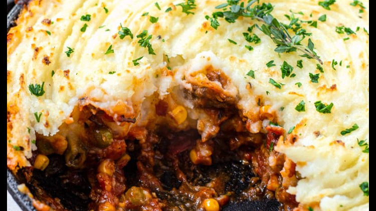 Hungarian Cottage Pie
