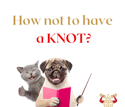 How not to have a knot?