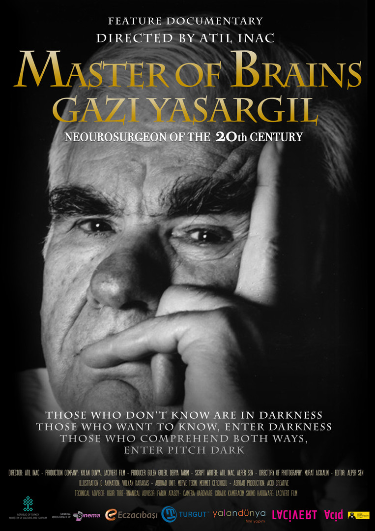 Master of Brains Gazi Yasargil