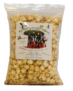 Jalapeno Kettle Corn