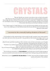 Crystals Toolkit