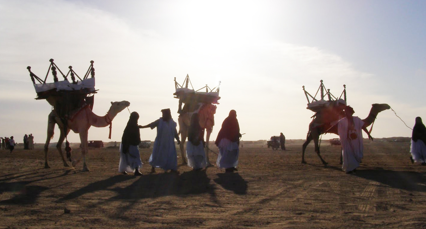 Nómadas del desierto