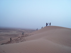 El desierto invisible