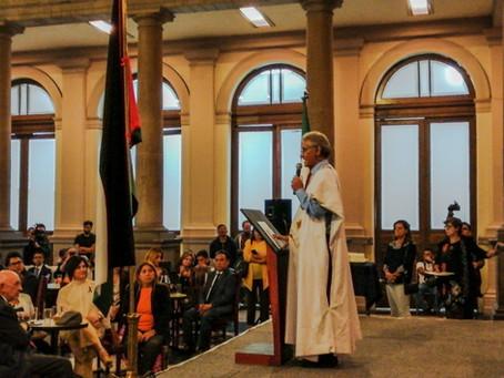Clausura de los festejos del 44 aniversario de la República Saharaui
