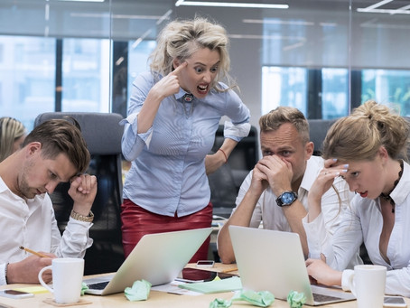 Susan's Anger: Are You Causing Your Staff's Poor Performance?
