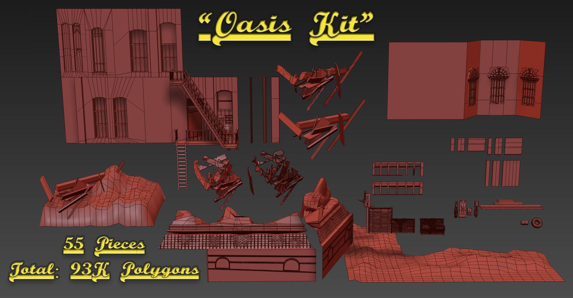 Core Modular Kit