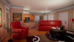 Cozy Interior (UE4)