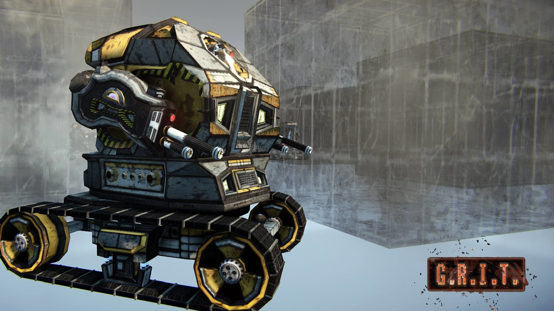 Drone (2014 UDK Version)