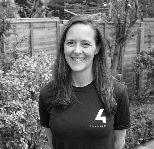 Amy Skinnard 4 Performance Coach