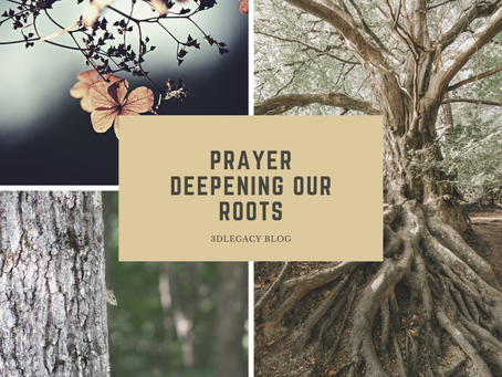 Prayer with our Children- Deepening our Roots
