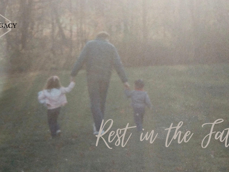 Rest in the Father