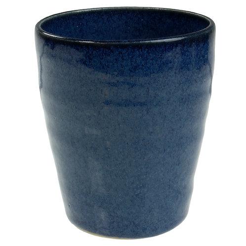Kop helglaseret - Midnatsblå