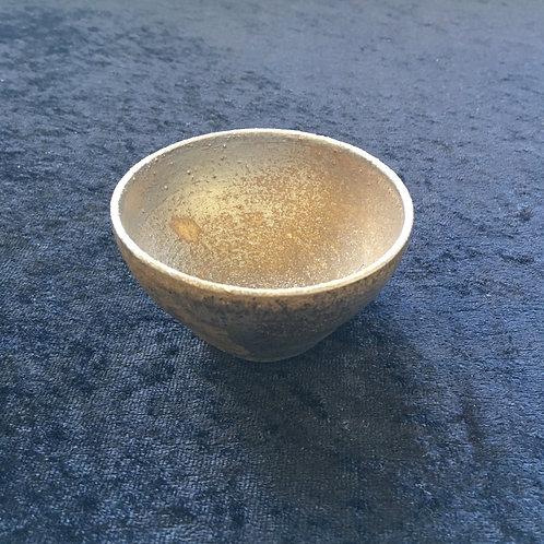Lille guld skål