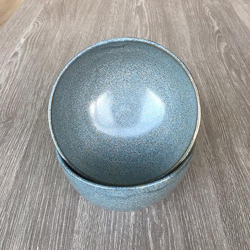 Yougurtskåle - gråblå