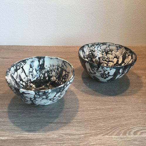 Unikke sæbebobel-skåle