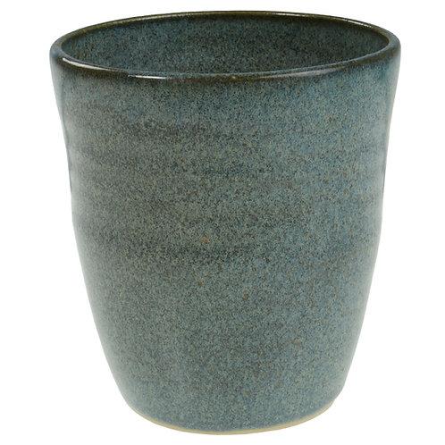 Kop - helglaseret gråblå