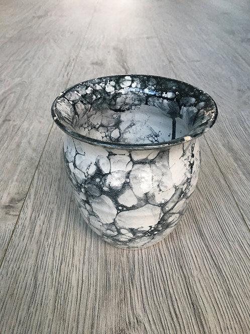 Vase lavet med sæbebobler