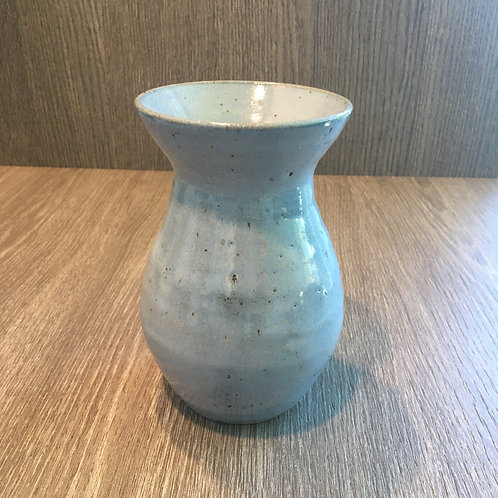 Vase lyseblå - 15 cm