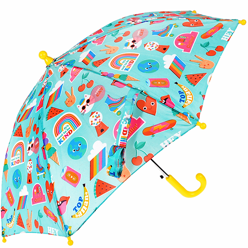 Top Banana 'it's cool to be kind' umbrella