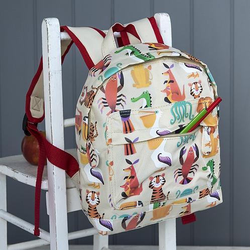 Colourful Creature Mini Backpack