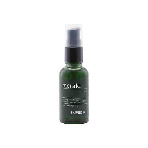 Organic Shaving Oil