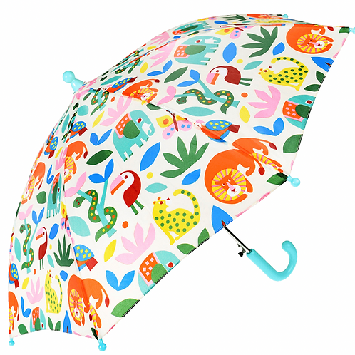 Wild Wonders Printed Umbrella